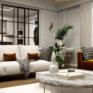 Living Room Design / Decoration (#64104)