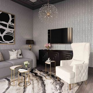 Living Room Design / Decoration (#64293)
