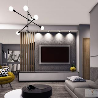 Modern Living Room Design / Decoration (#52917)