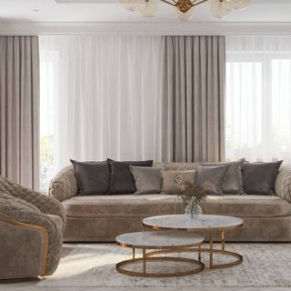Living Room Design / Decoration (#113254)