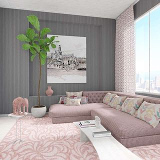 Living Room Design / Decoration (#110343)