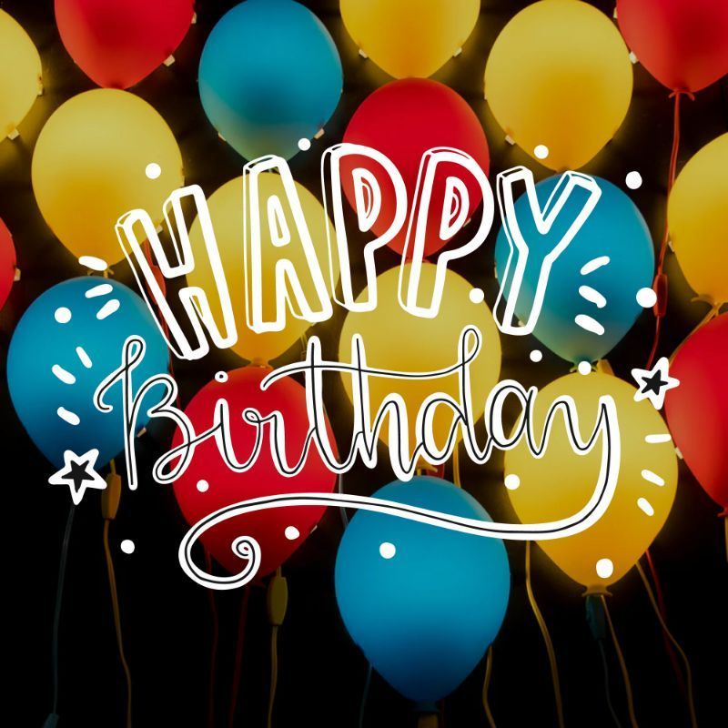 Happy Birthday Wishes, HD Images, Messsages / Quotes, WhatsApp Status & DP Download (538326) - Birthday