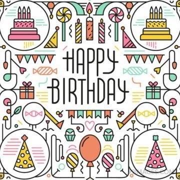 80 Happy Birthday Wishes Hd Images Messsages Quotes