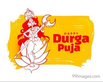Happy Navratri / Durga Pooja / Dussehra (October 2020) - Wishes, Messages, HD Images, WhatsApp DP/Status, Facebook Post