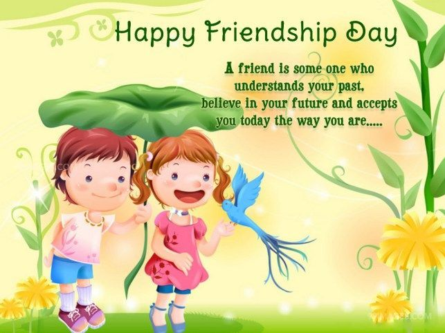 *Best* Friendship Day [August 2, 2020] Wishes HD Images & Wallpapers for WhatsApp DP - 2 (5971) - Friendship Day