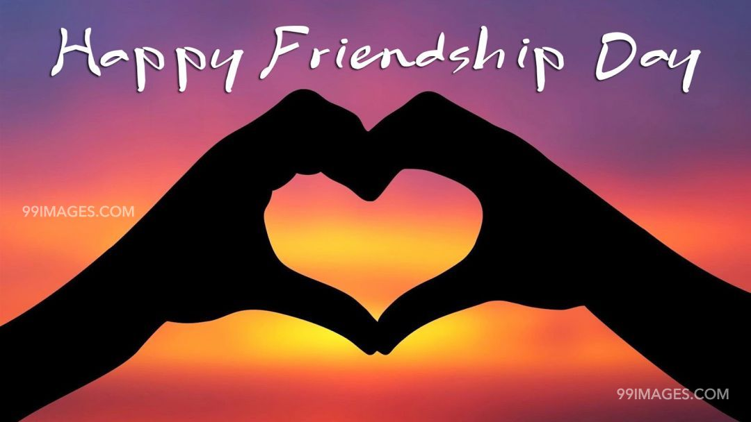 *Best* Friendship Day [August 4, 2019] Wishes HD Images & Wallpapers for WhatsApp DP - 2 (5980) - Friendship Day