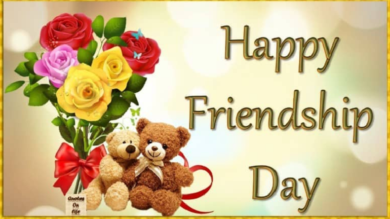 📱 100+ *Best* Happy Friendship Day 2018 [5th August] - HD Images, Quotes, Wallpapers [2019] 🌟