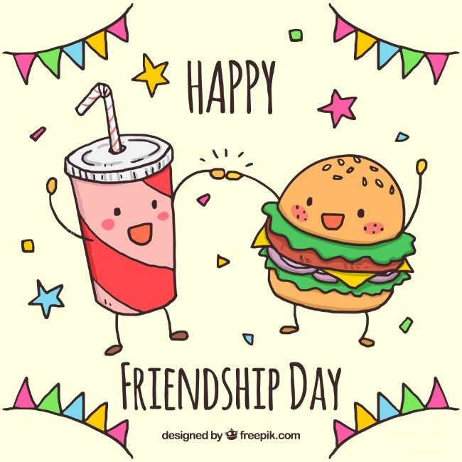 Happy Friendship Day [2nd August 2020]  - WhatsApp DP, Facebook Profile & Cover HD Photos (2779) - Friendship Day