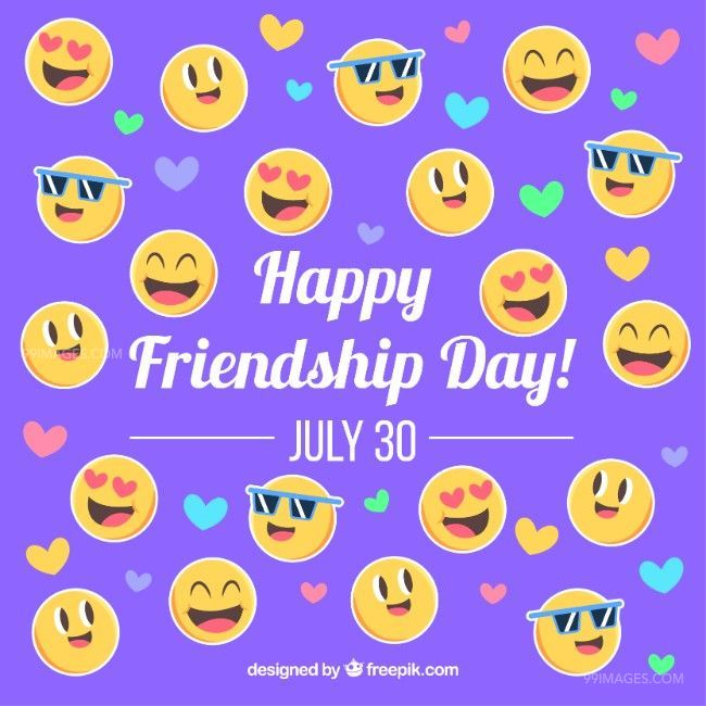 Happy Friendship Day [30th July 2020]  - WhatsApp DP, Facebook Profile & Cover HD Photos (2849) - Friendship Day