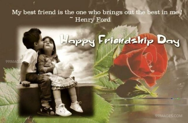 Friendship day msg for my love