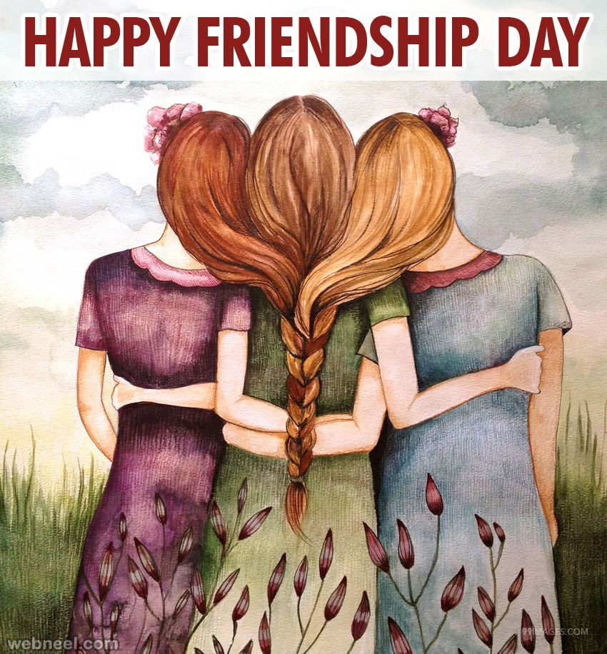 Happy Friendship Day [2nd August 2020] Wishes & Quotes (1080p) (1628) - Friendship Day