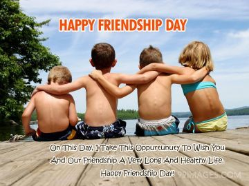 *Best* Friendship Day [August 2, 2020] Wishes HD Images & Wallpapers for WhatsApp DP