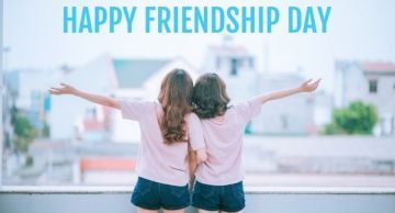 *Best* Happy Friendship Day 2019 [August 4, 2019] - HD Images, Quotes, Wallpapers (friendhsip day, friendship day wishes, friendship day quotes, friendship day 2019, friendship day, friendship day in tamil, friendship day tamil quotes, happy friendship day)