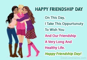 *Best* Happy Friendship Day [2nd August 2020] HD Images, Quotes & Wallpapers (1080p)