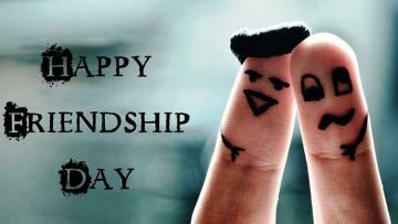 Happy Friendship Day - Simple, Promise, Funny, Whatsapp Status