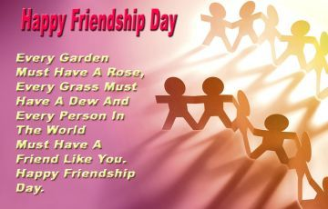 *Top* Friendship Day[August 4, 2019] HD Quotes & wishes for WhatsApp DP, Facebook (friendhsip day, friendship day quotes, friendship day wishes, friendship day 2019, friendship day, happy friendship day)