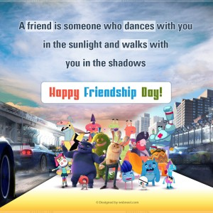 *Best* Friendship Day [August 4, 2019] Wishes HD Images & Wallpapers for WhatsApp DP - #5778