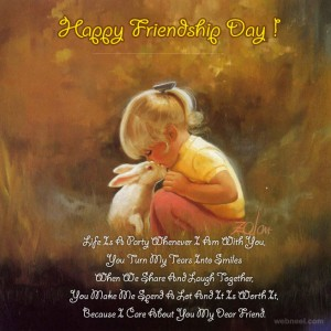 *Best* Friendship Day [August 5, 2018] Wishes HD Images & Wallpapers for WhatsApp DP - #5764