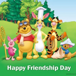 *Best* Friendship Day [August 4, 2019] Wishes HD Images & Wallpapers for WhatsApp DP - #5786