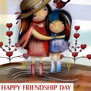 *Best* Friendship Day [August 5, 2018] Wishes HD Images & Wallpapers for WhatsApp DP - #5761