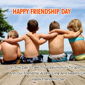 *Best* Friendship Day [August 4, 2019] Wishes HD Images & Wallpapers for WhatsApp DP - #5773