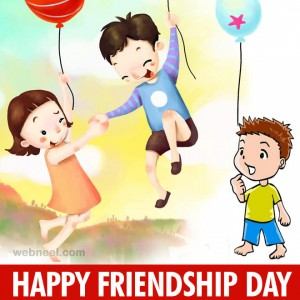 *Best* Friendship Day [August 5, 2018] Wishes HD Images & Wallpapers for WhatsApp DP