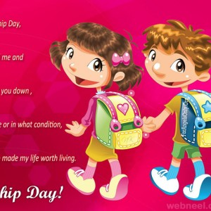 *Best* Friendship Day [August 4, 2019] Wishes HD Images & Wallpapers for WhatsApp DP - #5750