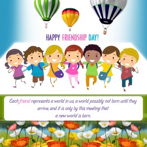 *Best* Friendship Day [August 4, 2019] Wishes HD Images & Wallpapers for WhatsApp DP - #5777