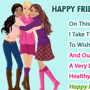 *Best* Friendship Day [August 4, 2019] Wishes HD Images & Wallpapers for WhatsApp DP - #5763