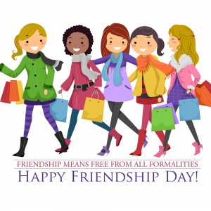 *Best* Friendship Day [August 5, 2018] Wishes HD Images & Wallpapers for WhatsApp DP - #5765