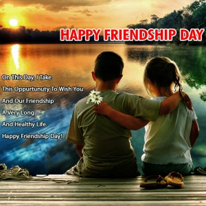 *Best* Friendship Day [August 5, 2018] Wishes HD Images & Wallpapers for WhatsApp DP - #5759