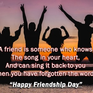 *Best* Happy Friendship Day 2018 [5th August] - HD Images, Quotes, Wallpapers - #5984