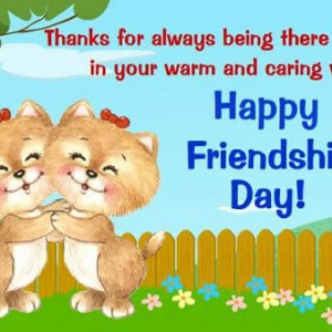 *Best* Happy Friendship Day 2018 [5th August] - HD Images, Quotes, Wallpapers - #5985