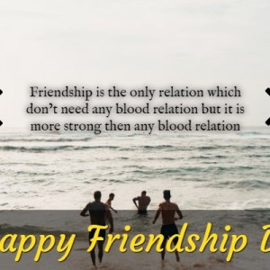 *Best* Happy Friendship Day 2018 [5th August] - HD Images, Quotes, Wallpapers - #5997