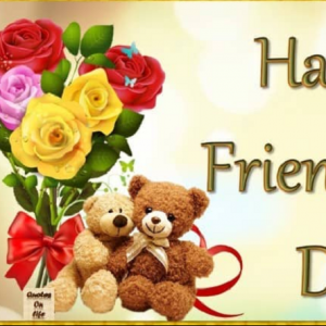 *Best* Happy Friendship Day 2018 [5th August] - HD Images, Quotes, Wallpapers - #5989