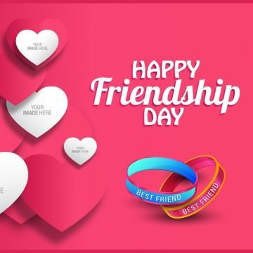 *Best* Happy Friendship Day 2019 [August 4, 2019] - HD Images, Quotes, Wallpapers - #32491