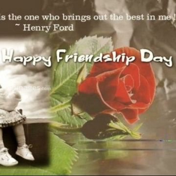 *Best* Happy Friendship Day 2019 [August 4, 2019] - HD Images, Quotes, Wallpapers - #32855