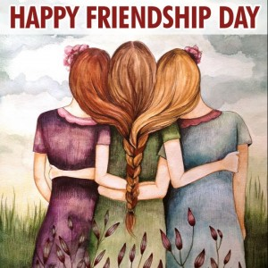*Best* Happy Friendship Day [5 August 2018] HD Images, Quotes & Wallpapers (1080p)