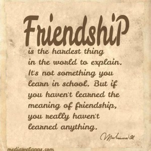 Friendship Day [4th August 2019] HD Quotes - WhatsApp DP, Facebook Post - #4181