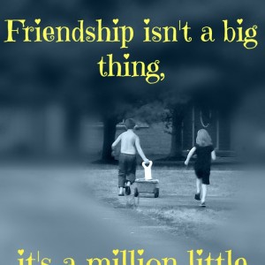 Friendship Day [5th August 2018] HD Quotes - WhatsApp DP, Facebook Post - #4142