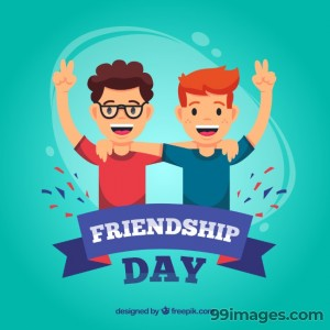 Happy Friendship Day [5th August 2018]  - WhatsApp DP, Facebook Profile & Cover HD Photos - #2812
