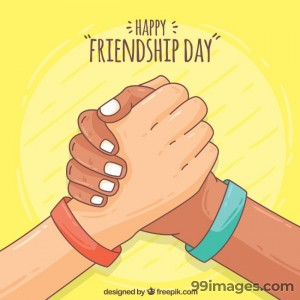 Happy Friendship Day [4th August 2019]  - WhatsApp DP, Facebook Profile & Cover HD Photos - #2777
