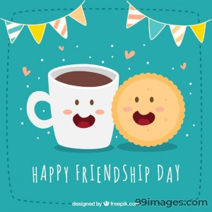 Happy Friendship Day [4th August 2019]  - WhatsApp DP, Facebook Profile & Cover HD Photos - #2775