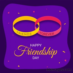 Happy Friendship Day [5th August 2018]  - WhatsApp DP, Facebook Profile & Cover HD Photos