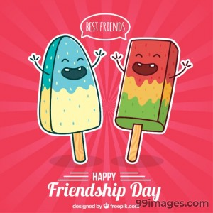 Happy Friendship Day [4th August 2019]  - WhatsApp DP, Facebook Profile & Cover HD Photos - #2843
