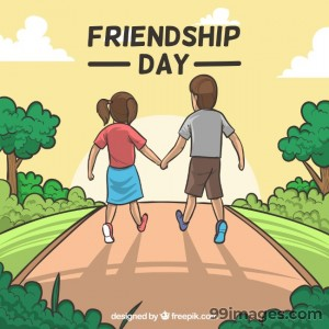 Happy Friendship Day [5th August 2018]  - WhatsApp DP, Facebook Profile & Cover HD Photos - #2814