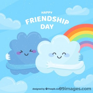 Happy Friendship Day [5th August 2018]  - WhatsApp DP, Facebook Profile & Cover HD Photos - #2826