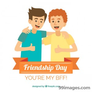 Happy Friendship Day [5th August 2018]  - WhatsApp DP, Facebook Profile & Cover HD Photos - #2825