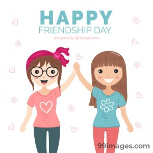 Happy Friendship Day [5th August 2018]  - WhatsApp DP, Facebook Profile & Cover HD Photos - #2823