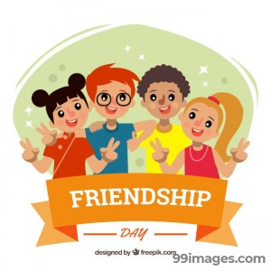 Happy Friendship Day [4th August 2019]  - WhatsApp DP, Facebook Profile & Cover HD Photos - #2796